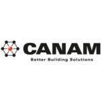 CANAM STEEL HEALTH FAIR COMPANY LOGO