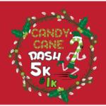 CANDY CANE DASH 5K LOGO