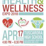 FCPS HEALTH AND WELLNESS EXPO LOGO